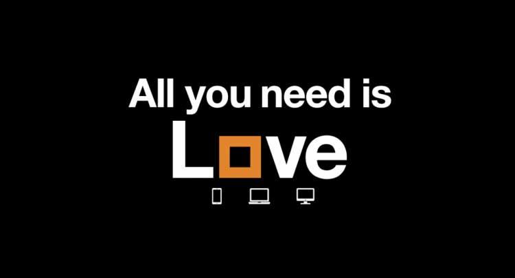 Orange Love Lite