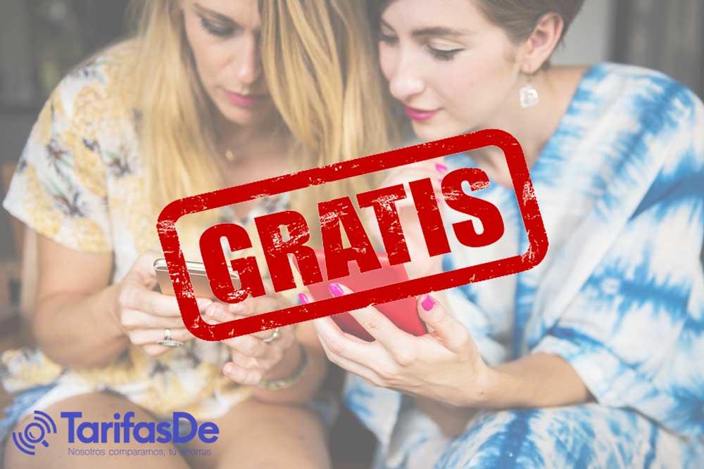 Móviles gratis Yoigo Orange Vodafone octubre 2019