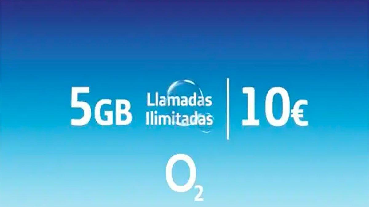 O2 nueva tarifa móvil, noviembre 2019