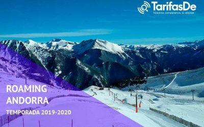 Roaming en Andorra [2019-2020]: precios con todos los operadores y alternativas