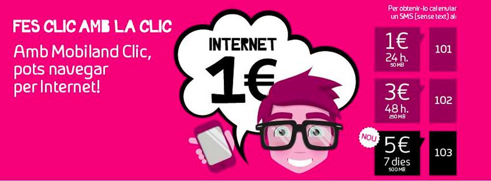 SIM prepago de Andorra Telecom