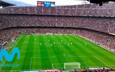La oferta de Movistar para El Clásico: Fusión La Liga por 55 euros al mes