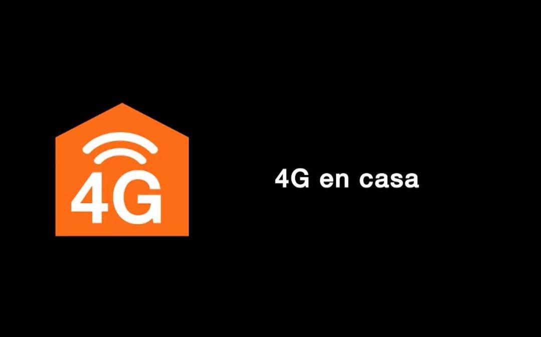 Orange 4G en casa crece hasta los 110 gigas para altas nuevas