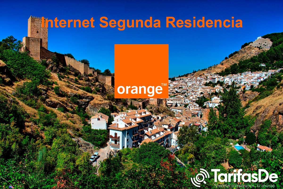 Orange internet segunda vivienda