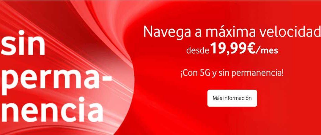 Vodafone regala datos ilimitados y un localizador en su promoción de Navidad