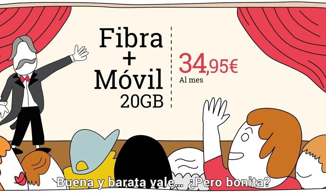 Lowi recupera su mejor tarifa de fibra y móvil, ¡solo hasta final de mes!