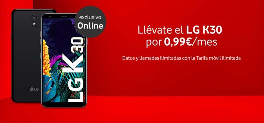 Descuentos por hasta un año y móviles por un euro al mes: las nuevas ofertas de Vodafone