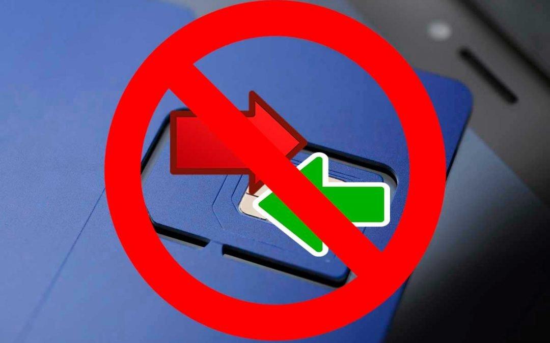 Prohibidas las portabilidades: no podrás cambiar de operador hasta el fin del estado de alarma