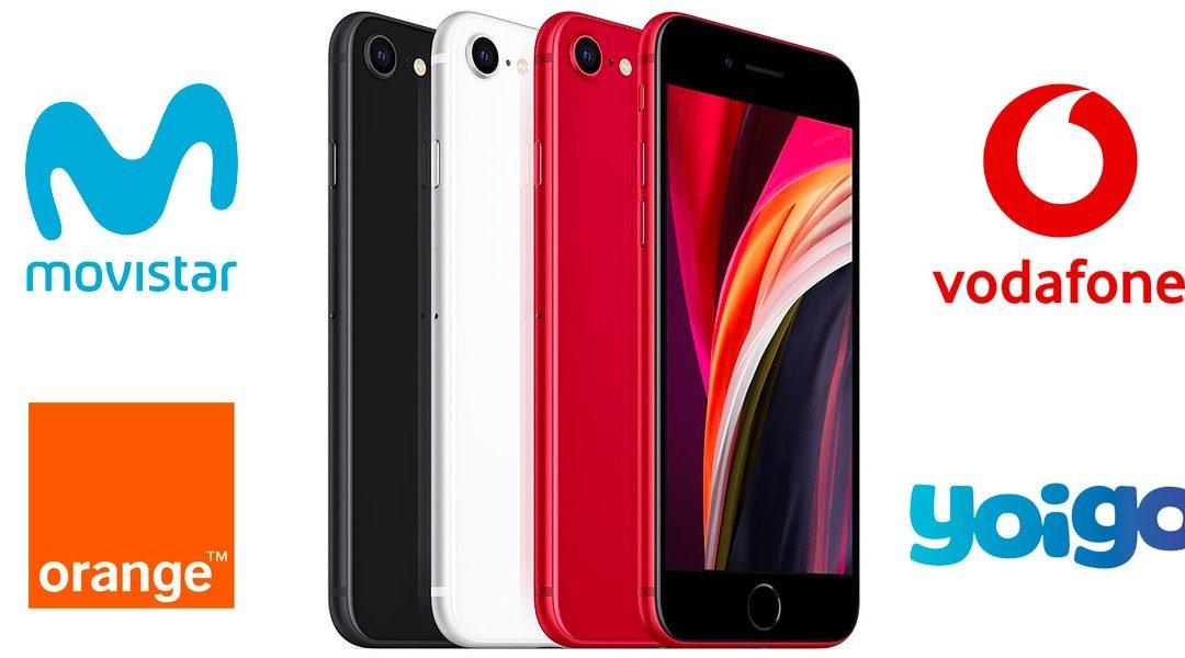 Precios del iPhone SE 2020 con operadores: Yoigo y Vodafone tienen los mejores precios