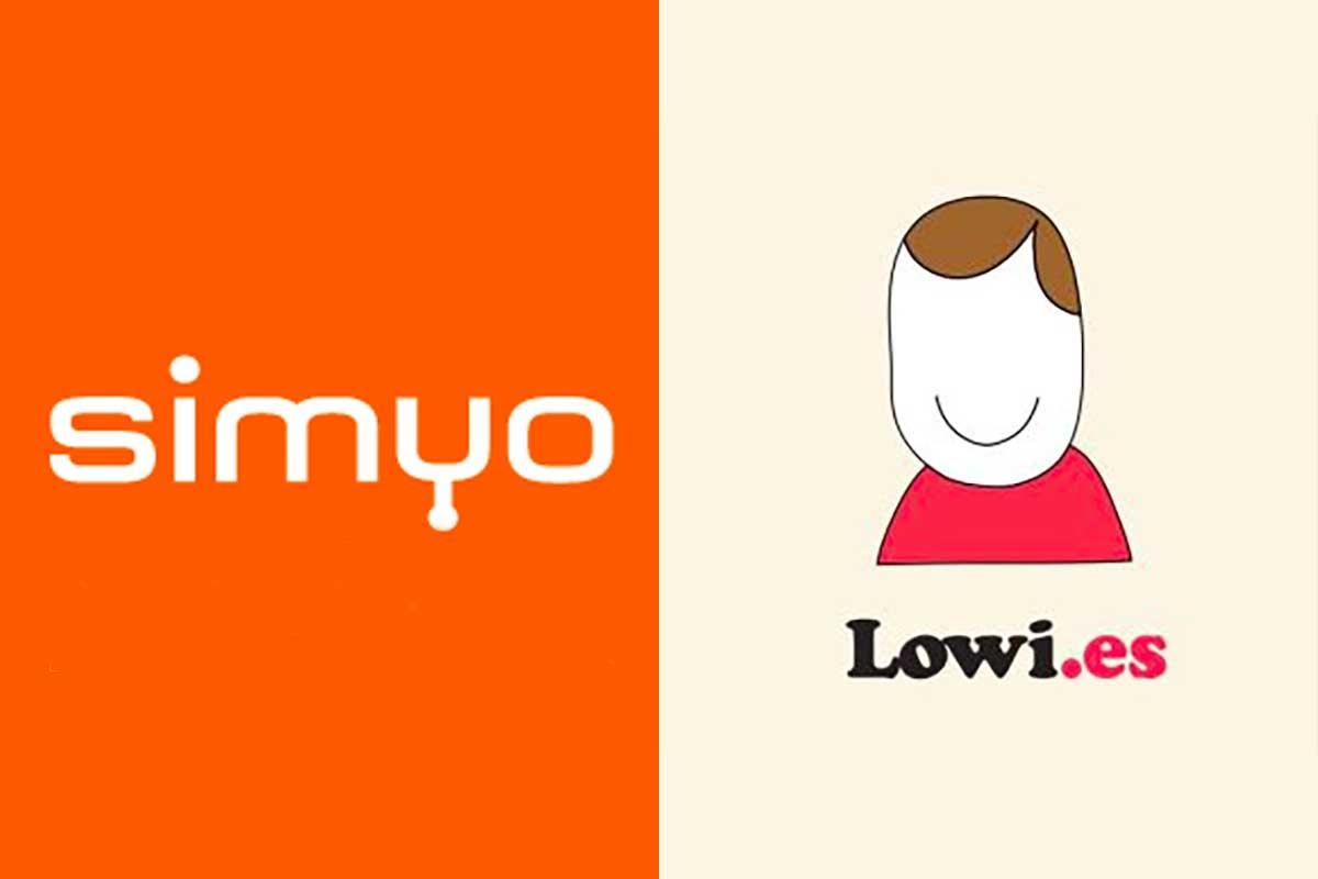 Simyo y Lowi estrenan bonos de datos extra, abril 2020