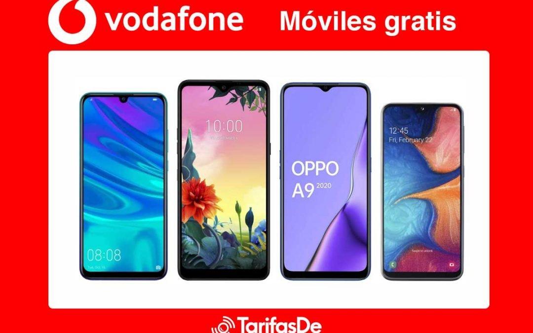 Vodafone dobla la apuesta: móviles gratis con las tarifas ilimitadas