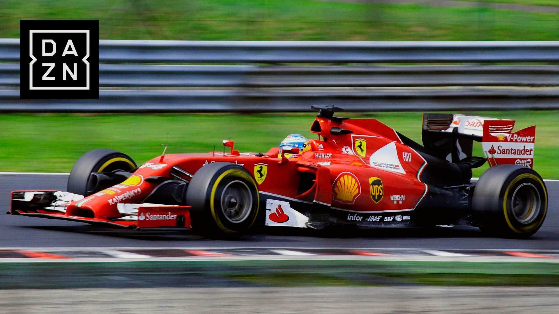 DAZN pujará por Formula 1 en 2021