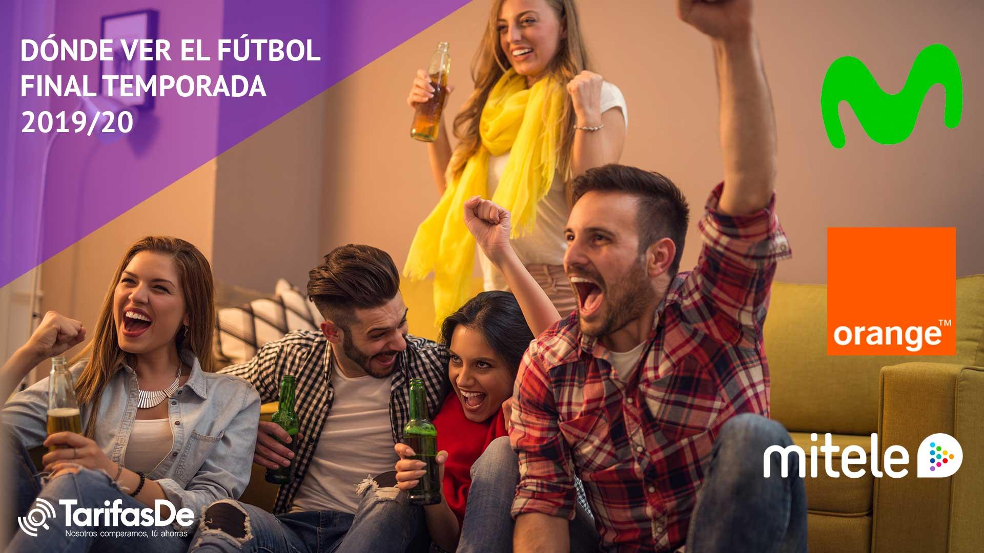 Dónde ver el fútbol final temporada 2020