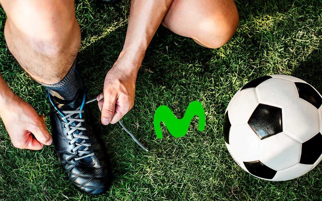 Movistar lanza promociones en sus Fusiones con fútbol ante el reinicio de La Liga