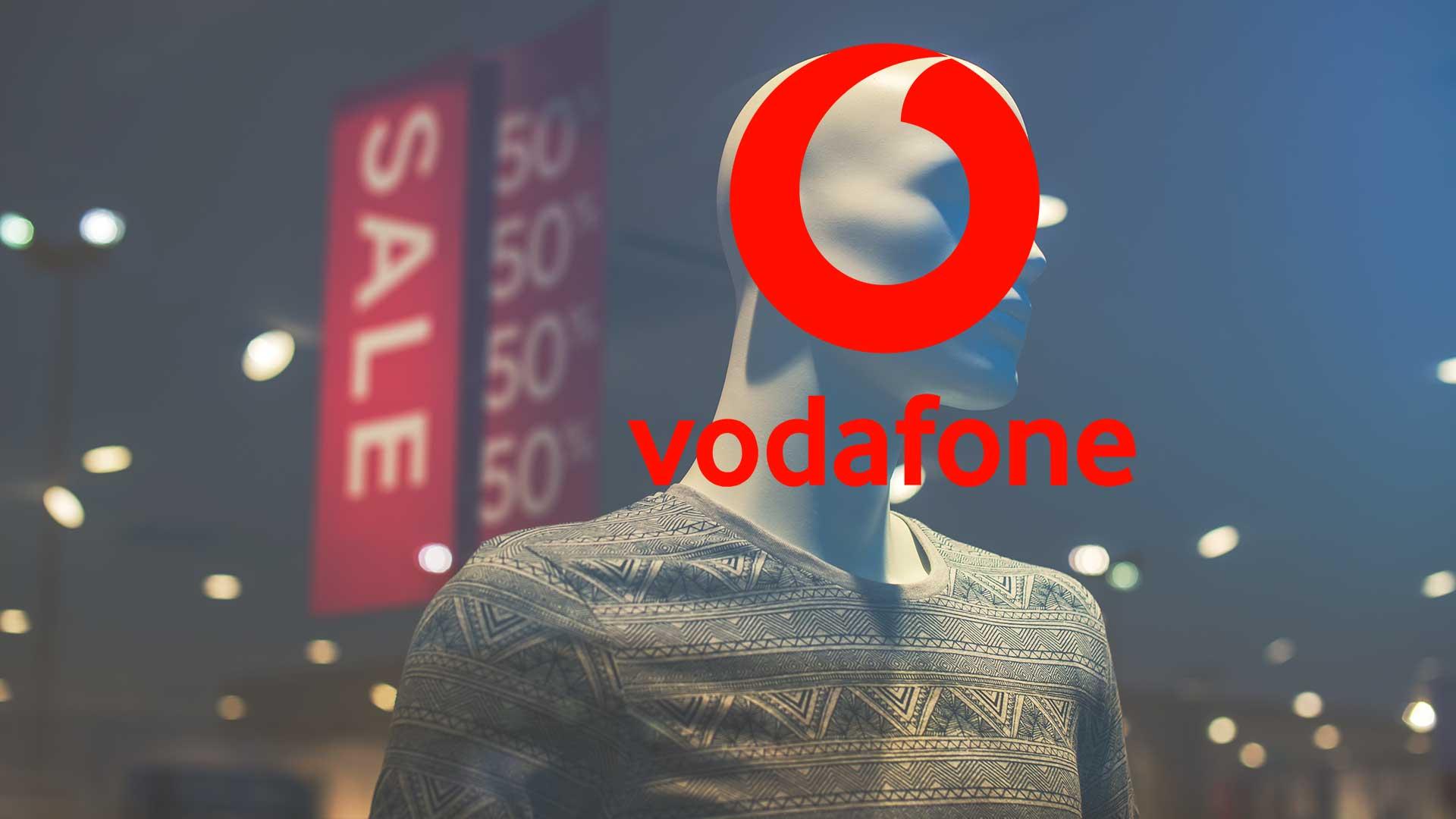 Vodafone descuento tarifas móviles, mayo 2020