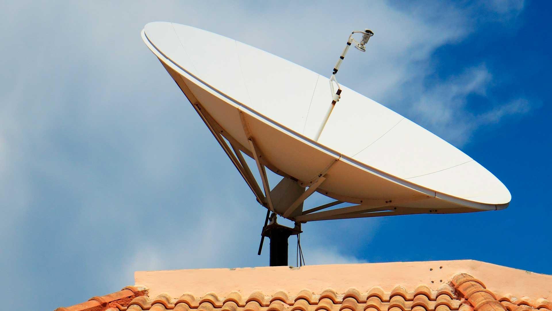 Internet por satélite, cómo funciona