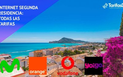 Internet segunda residencia: así son las tarifas de Movistar, Orange, Vodafone y Yoigo
