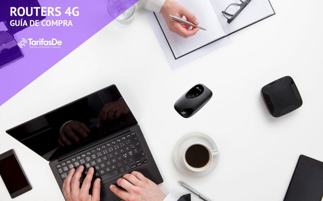 Routers 4G guía de compra de mifi
