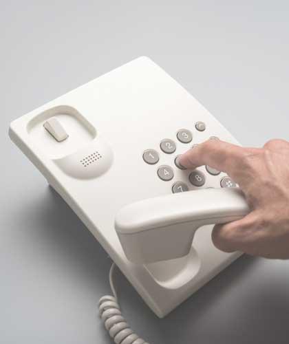 Tarifas teléfono fijo