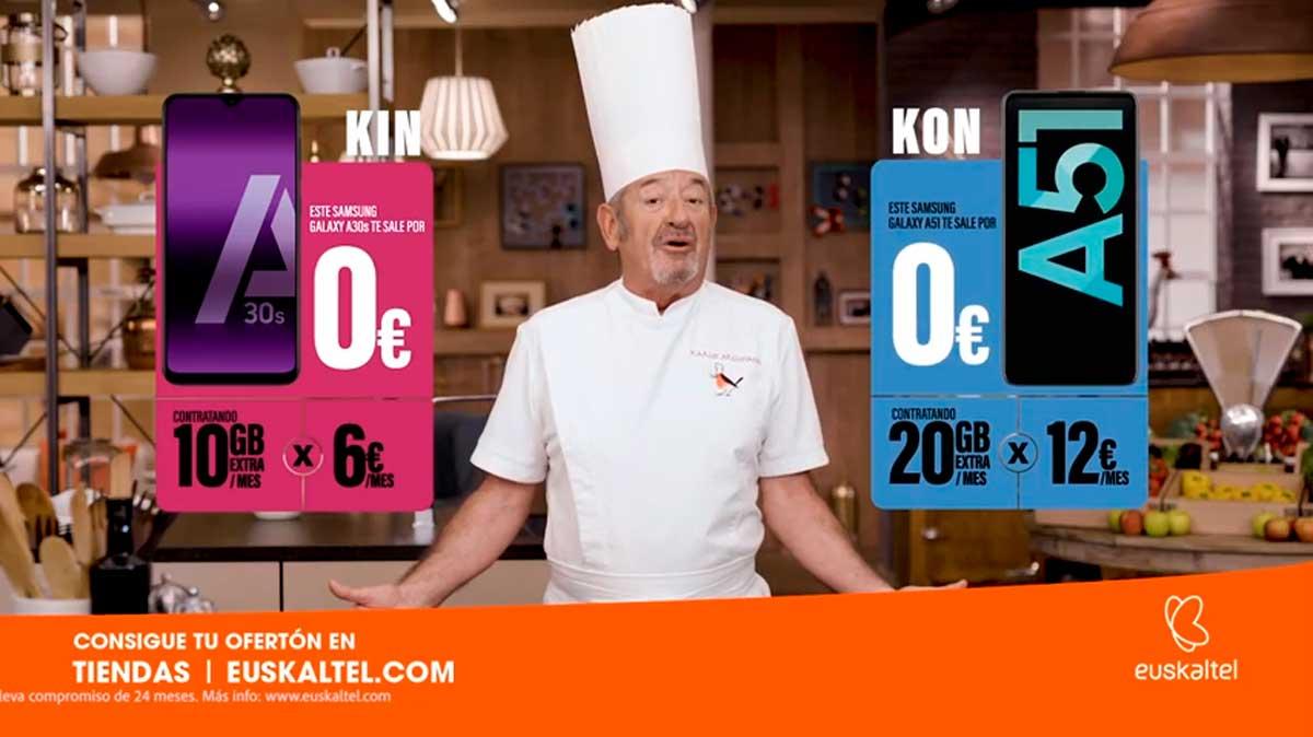 Euskaltel kin kon julio 2020