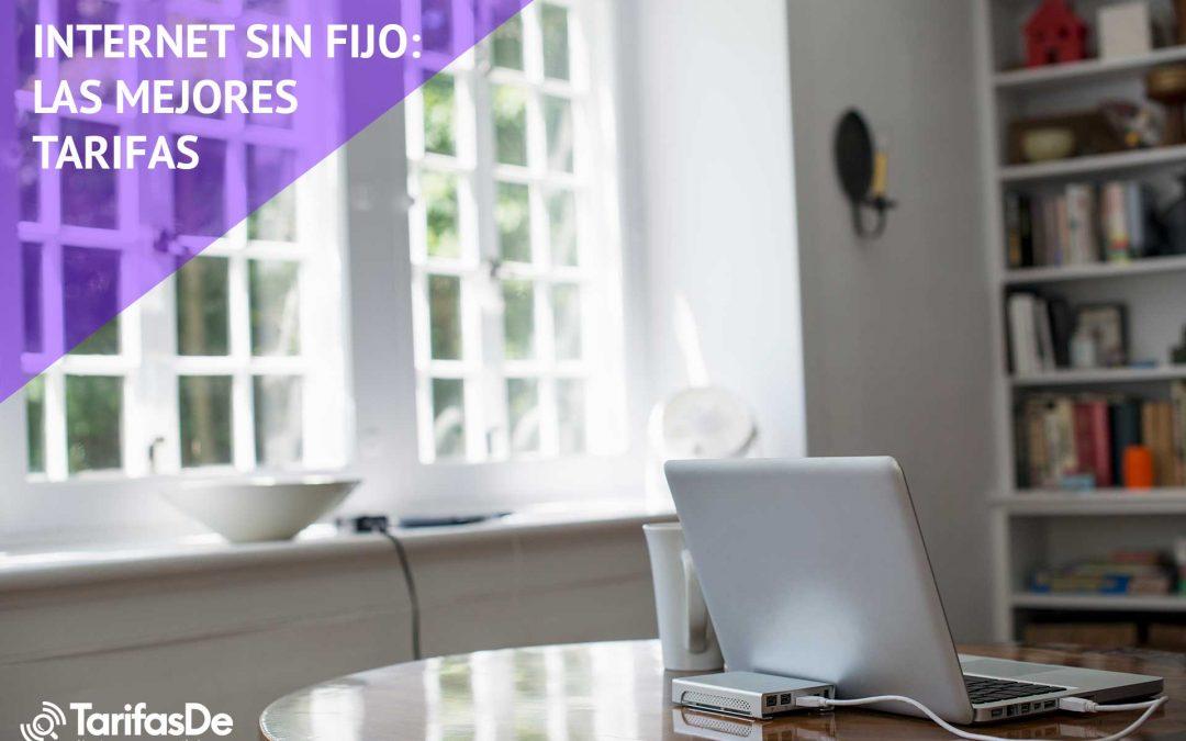 Internet sin fijo: todas las tarifas para ahorrar al máximo