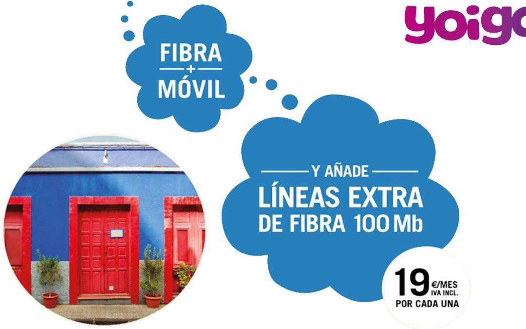 La Súper Dúo de Yoigo: internet para segundas residencias desde 19 euros al mes