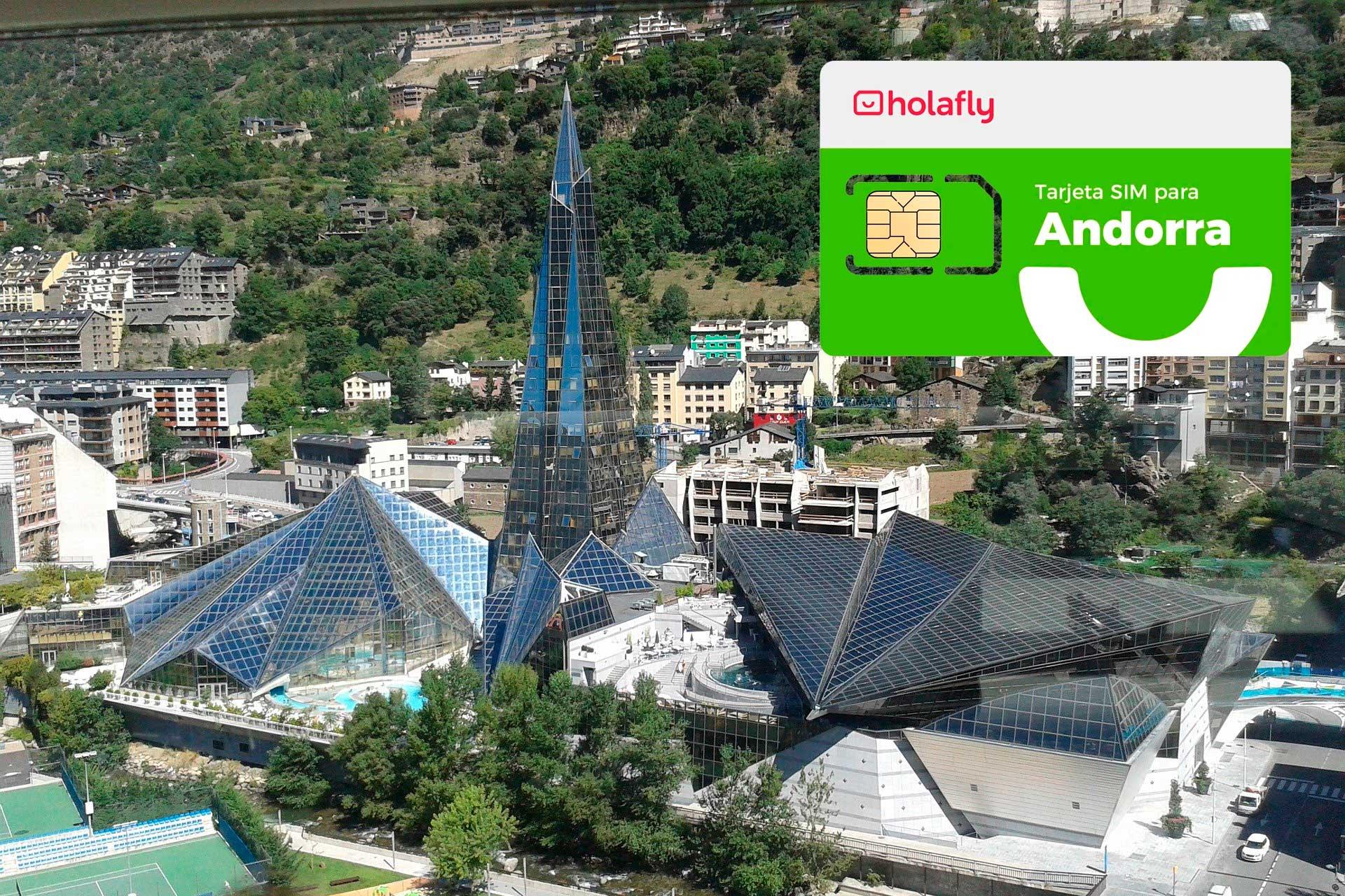 Descuento sim prepago para Andorra