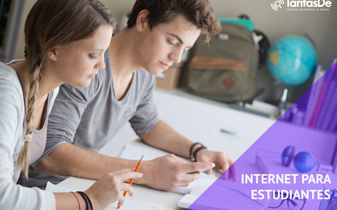 Internet para estudiantes: las mejores tarifas [2020]