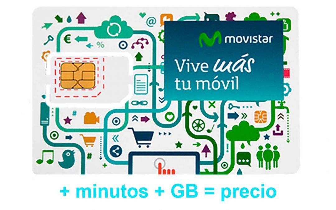 Movistar entra en la guerra del prepago: hasta 25 GB por 20 euros