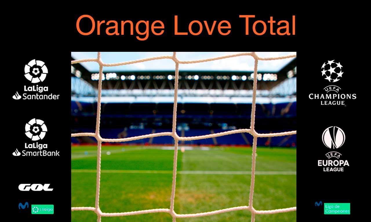 Orange fútbol gratis temporada 2020-2021