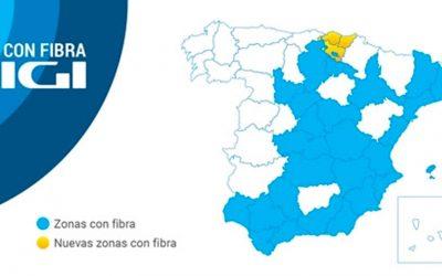 La fibra de Digi llega a Las Palmas y al territorio más competido: el País Vasco