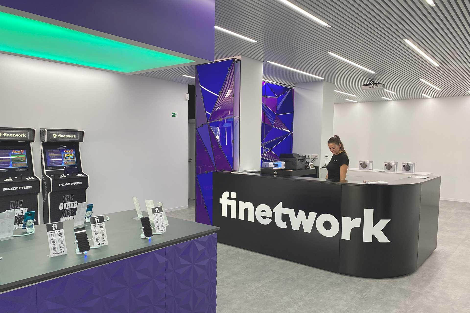 Finetwork mejora tarifas, septiembre 2020