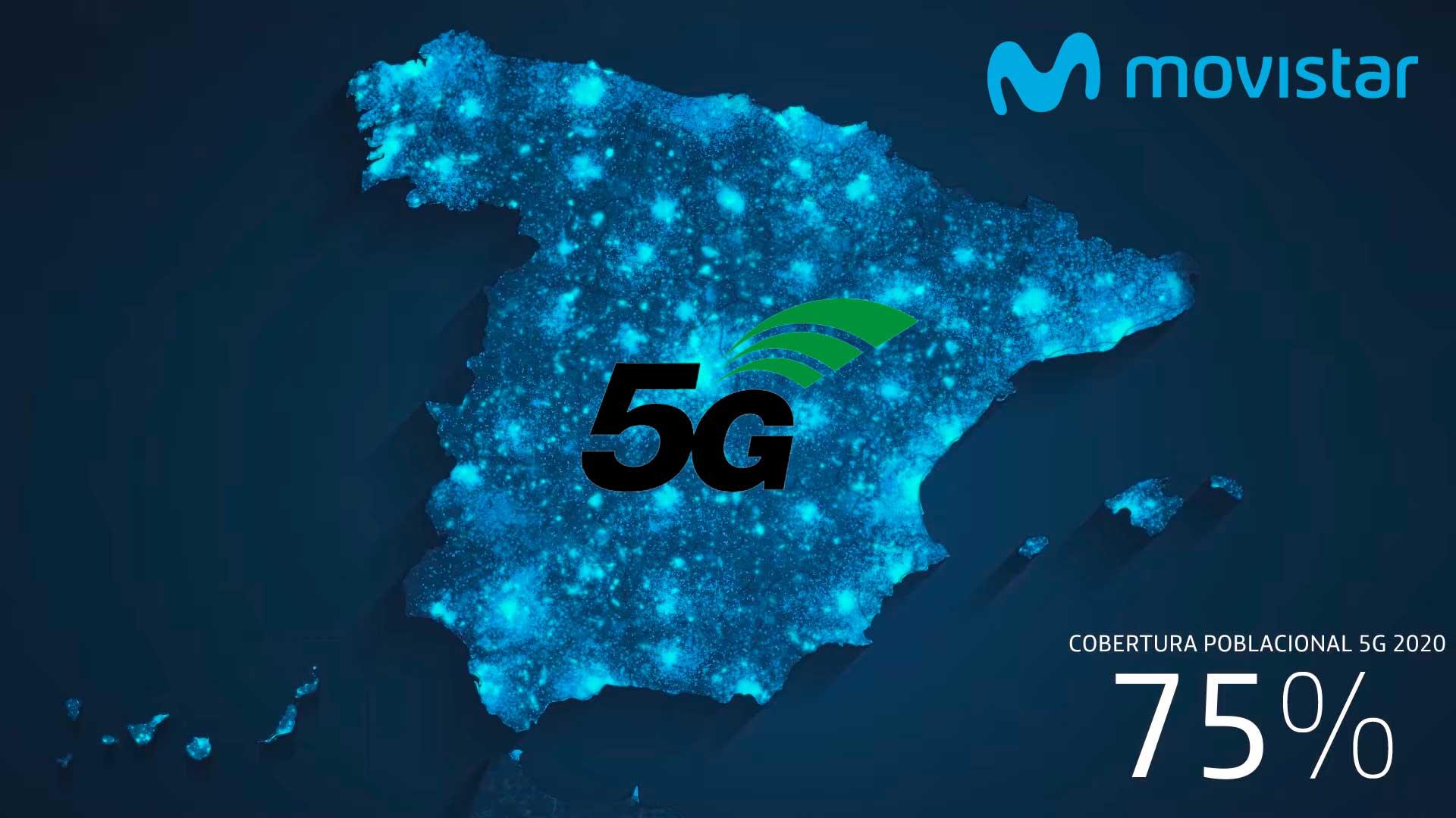 Movistar 5G encendido 2020
