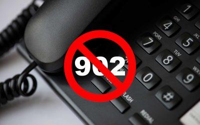 Diez minutos de llamada a un 902 puede costarte más de 7 euros