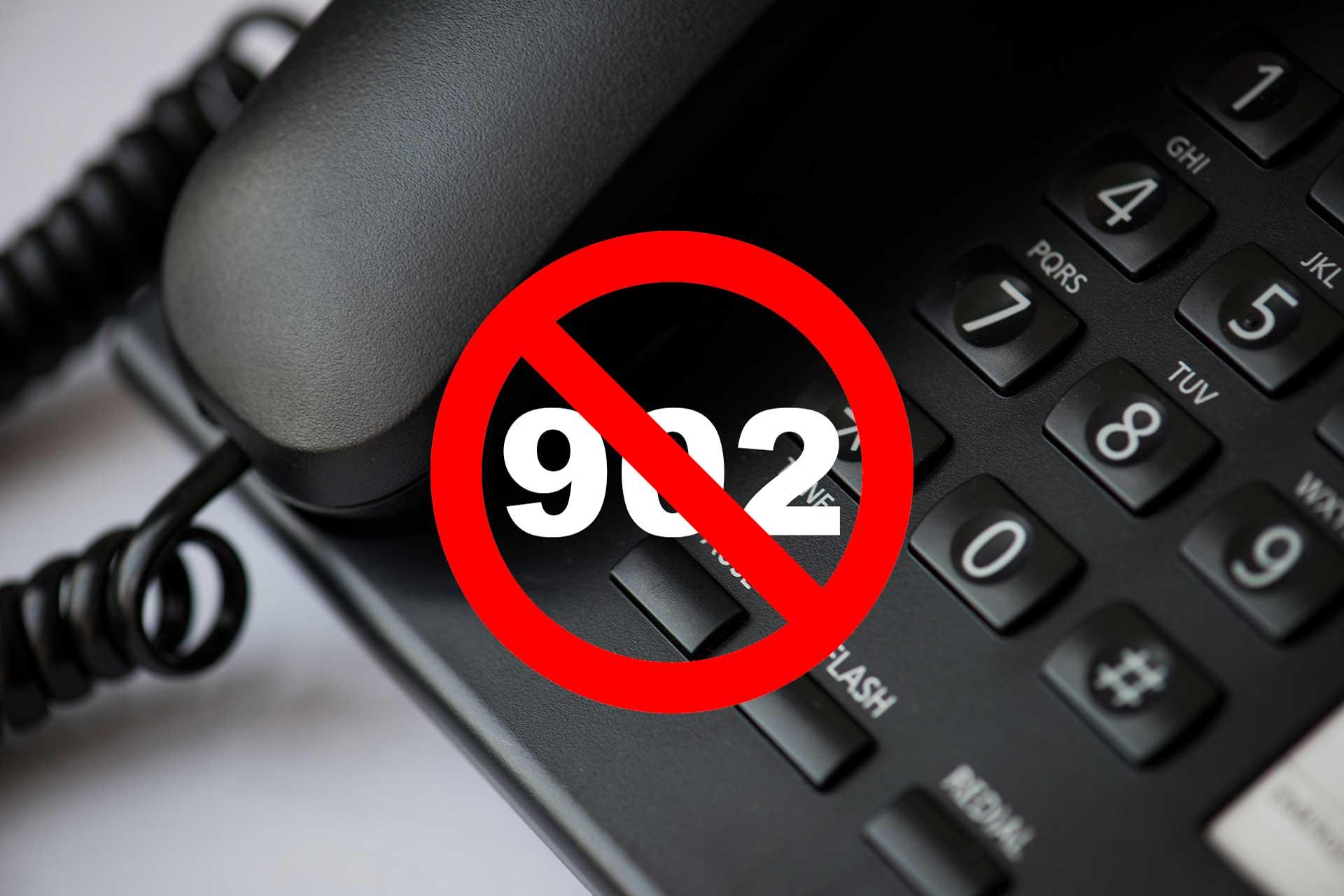 Precio llamadas 902