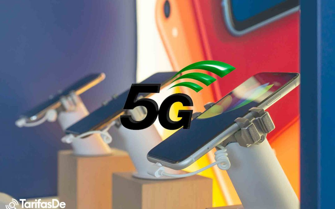 Los smartphones 5G más baratos: seis móviles con 5G por menos de 400 euros