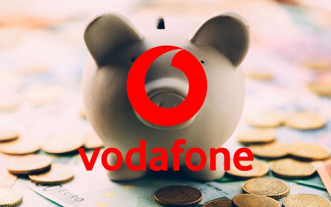 Vodafone cambia sus tarifas viejas: 3 euros más por datos ilimitados y fibra a 300 megas