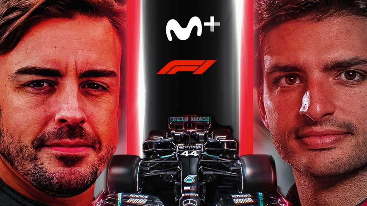 Dónde ver la Fórmula 1 en 2021 en España