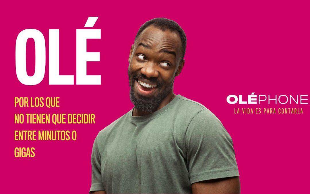 Olephone añade una nueva tarifa a su oferta: 20 GB por 14 euros