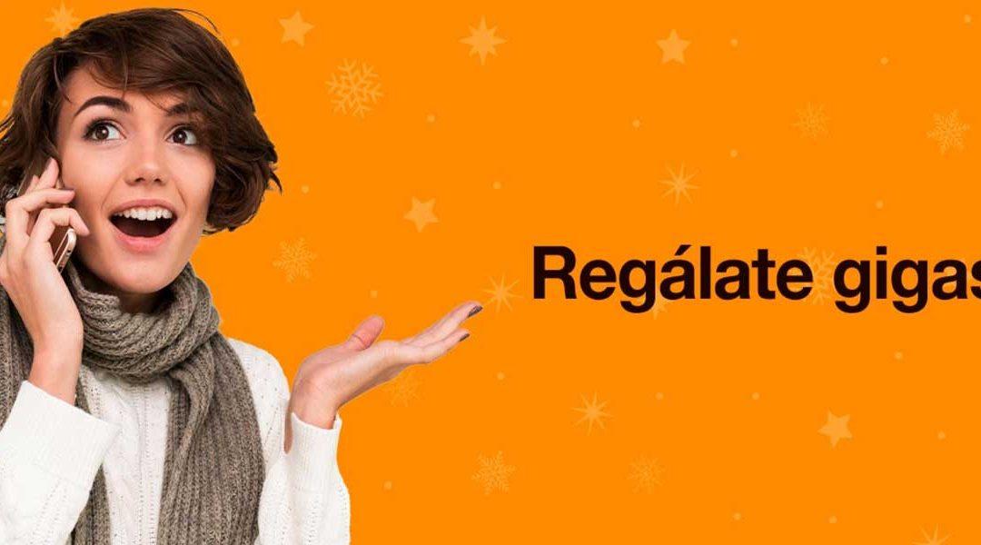 La Navidad ya ha llegado al prepago de Orange: hasta 15 Gb gratis