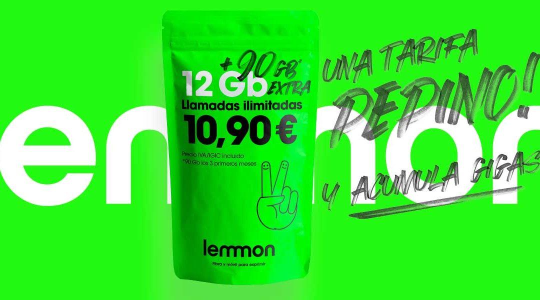 Lemonvil se convierte en Lemmon, dando cabida a los packs de fibra y móvil