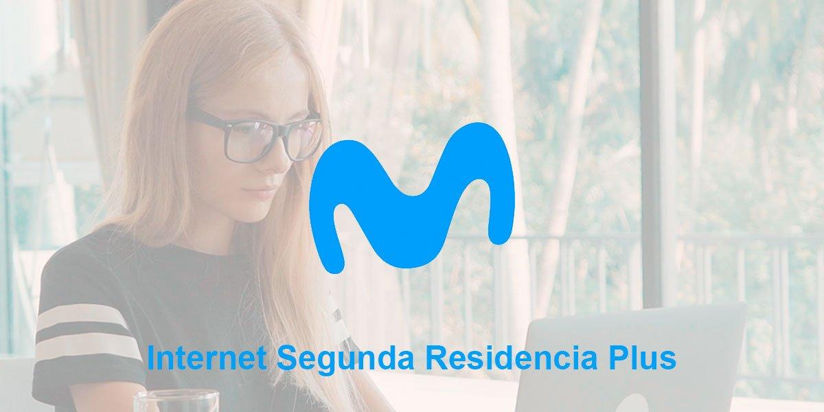 Movistar internet segunda residencia