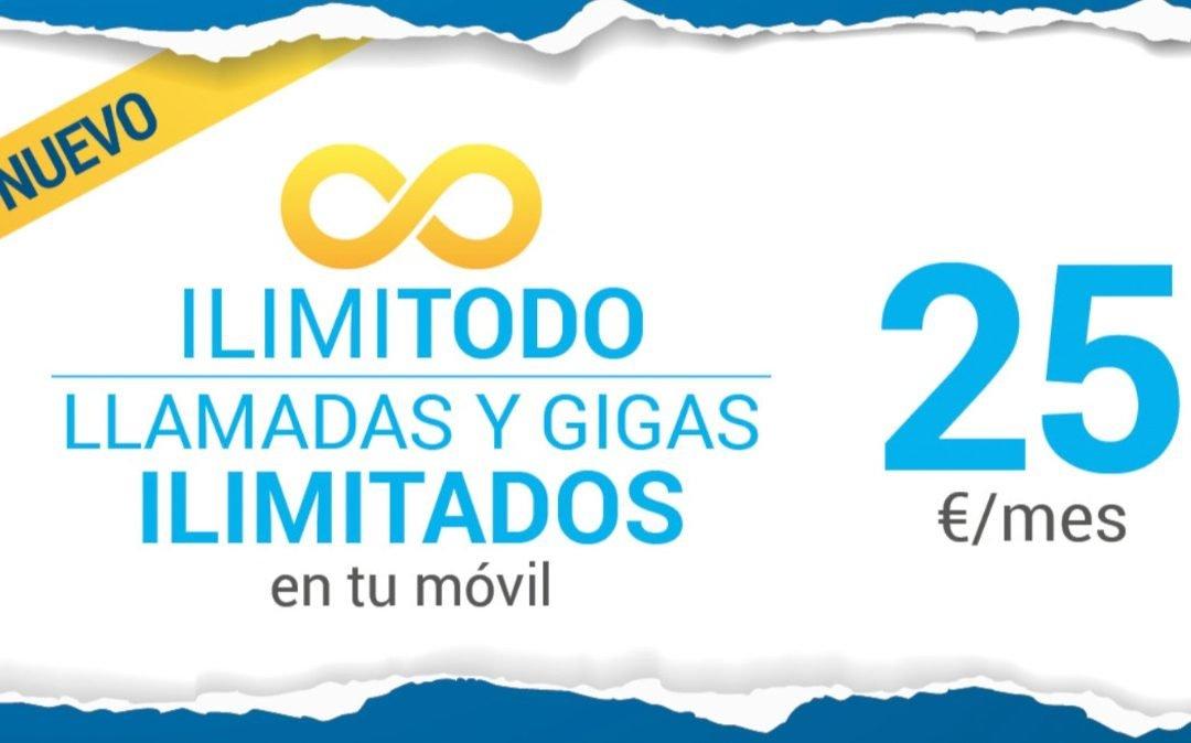 Digi entra en la guerra de los datos ilimitados con una oferta muy atractiva: 25 euros al mes