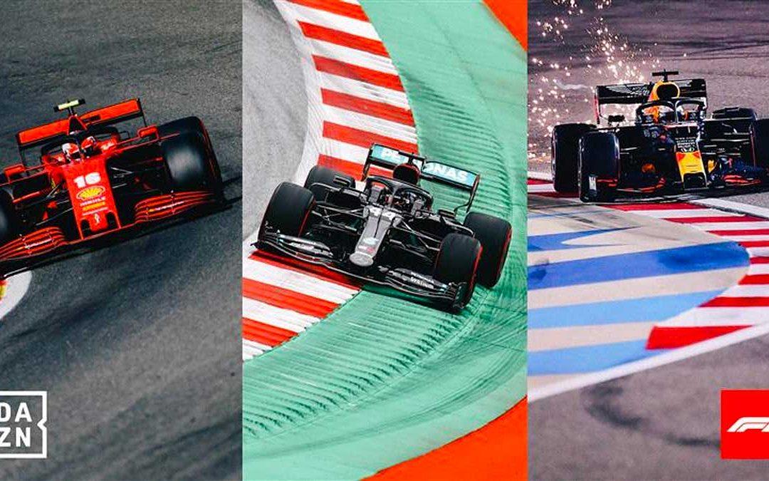 Dónde se podrá ver la temporada de 2021 de Fórmula 1 en España
