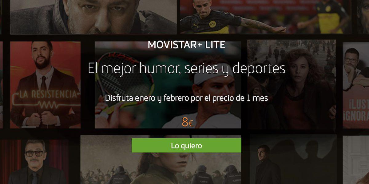 Supercopa en Movistar+ Lite
