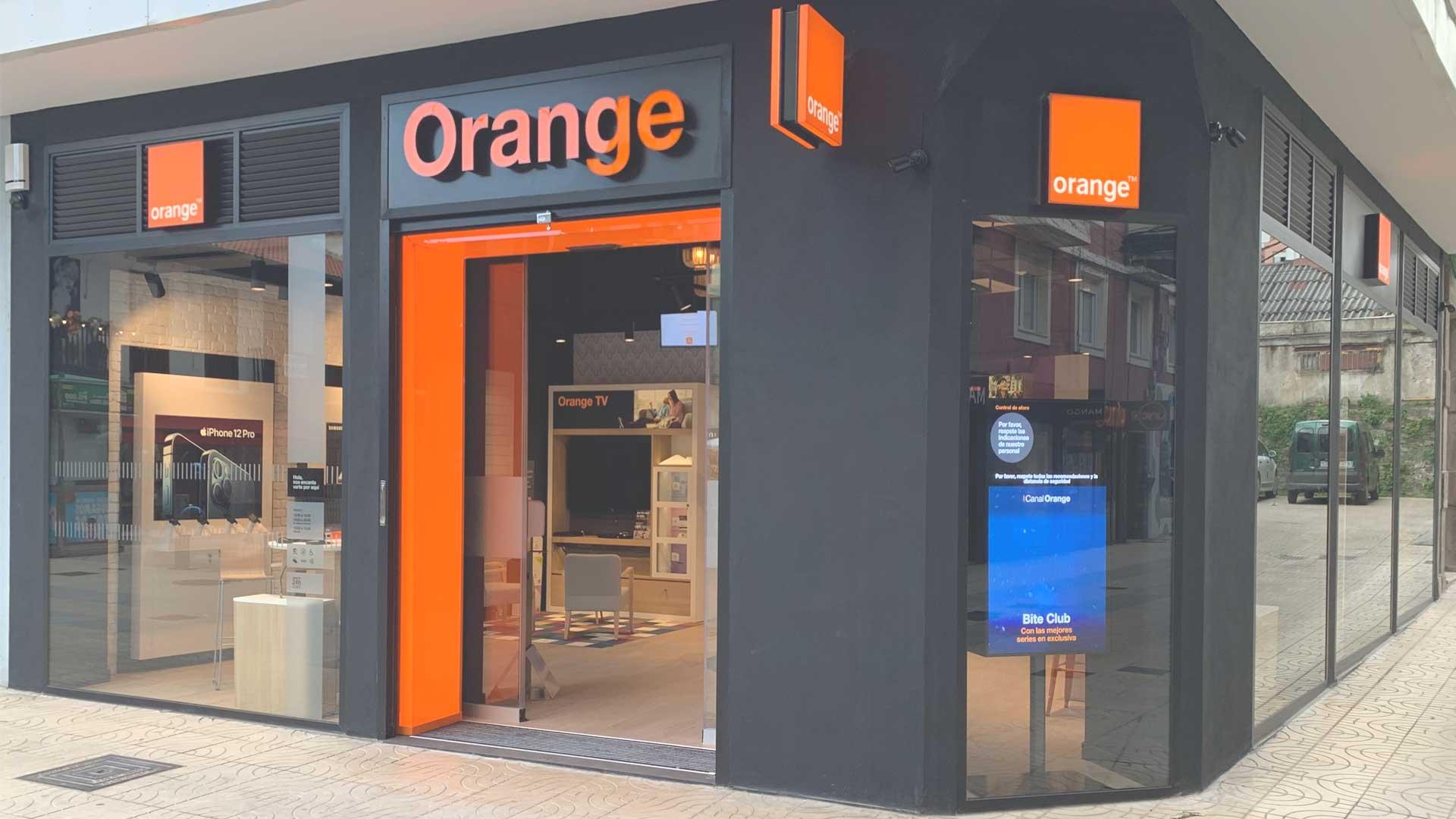 Amago portabilidad Orange