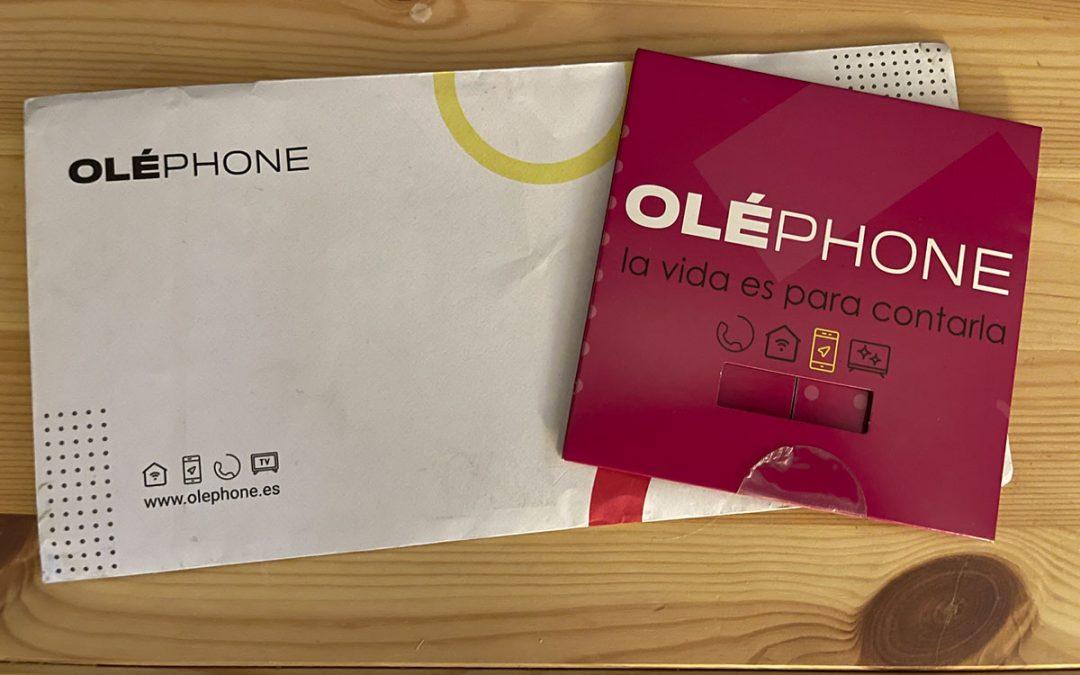Oléphone: opinión basada en experiencia de uso de tres meses