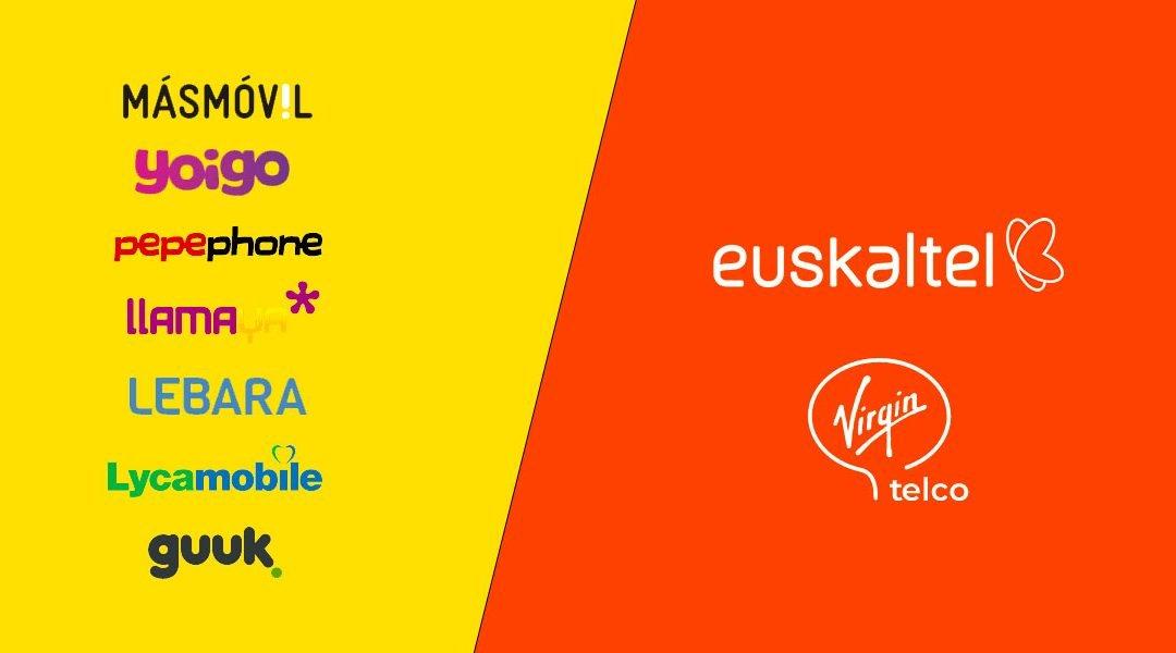 MásMóvil quiere hacerse con Euskaltel: se viene lío de marcas
