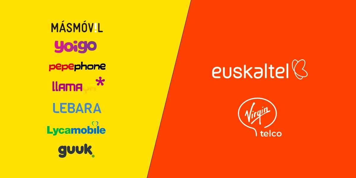 MásMóvil quiere comprar Euskaltel