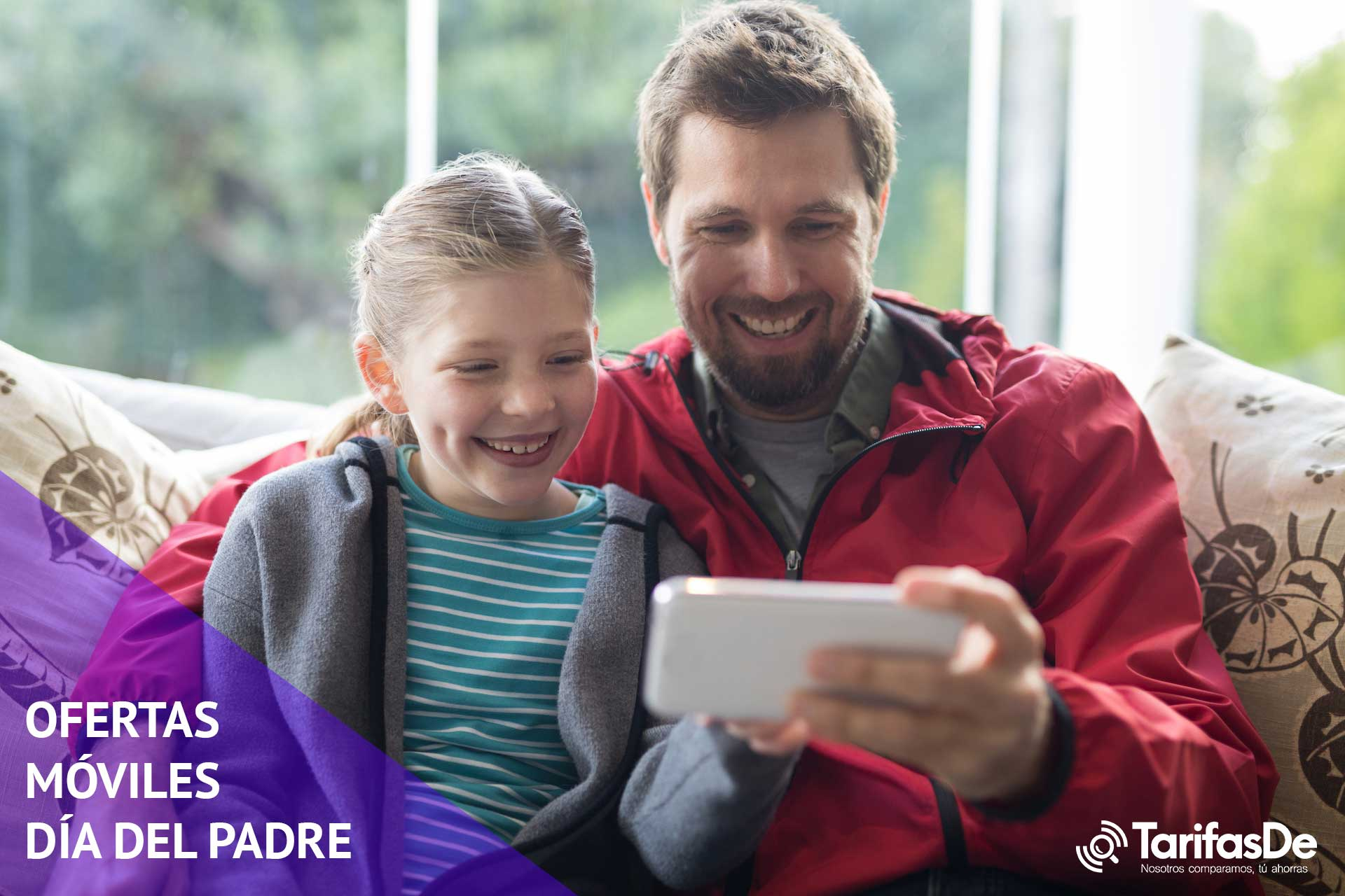 Ofertas móviles día del padre